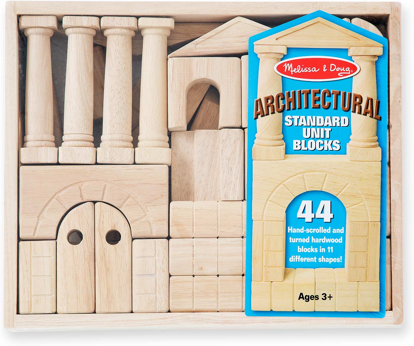 Architectural Unit Blocks  The Toyworks