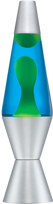 """Lava Lamp 14.5"""" Assorted - The Wooden Toy"""