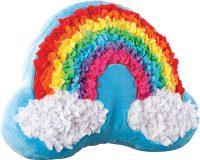 PlushCraft Rainbow Pillow - Over the Rainbow
