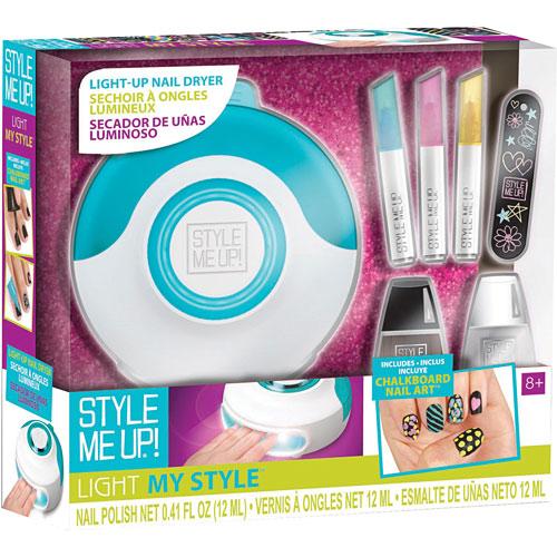 Light Up Nail Dryer Chalkboard Art Kits Style