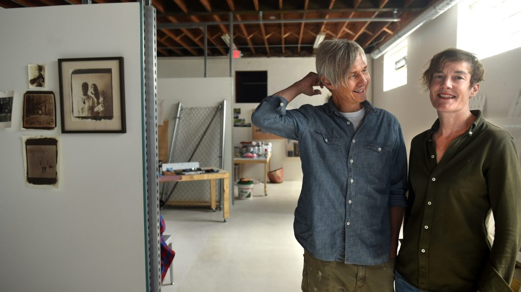 Husband-and-wife studio owners call St. Paul's Payne Avenue, East Side the next arts hub