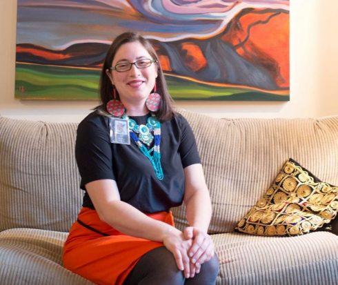 Heather Friedli -- profile