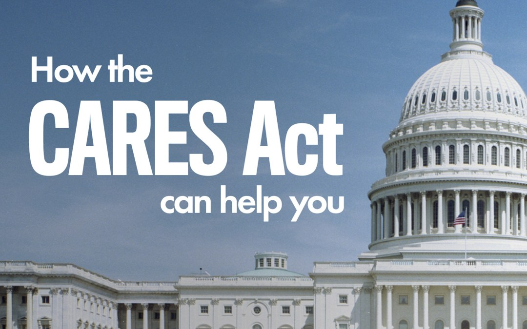 CARES ACT:  Table of Loan, Grant, and Compensation Opportunities for the Arts