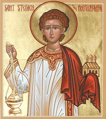 Feast of St. Stephan