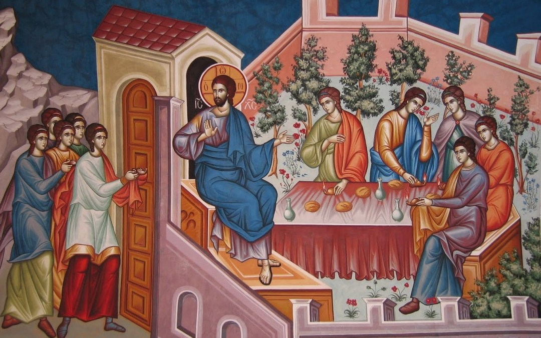 Holy Tuesday – 6:00 pm