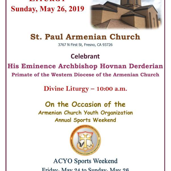 Episcopal Divine Liturgy