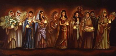 The story of the Ten Maidens
