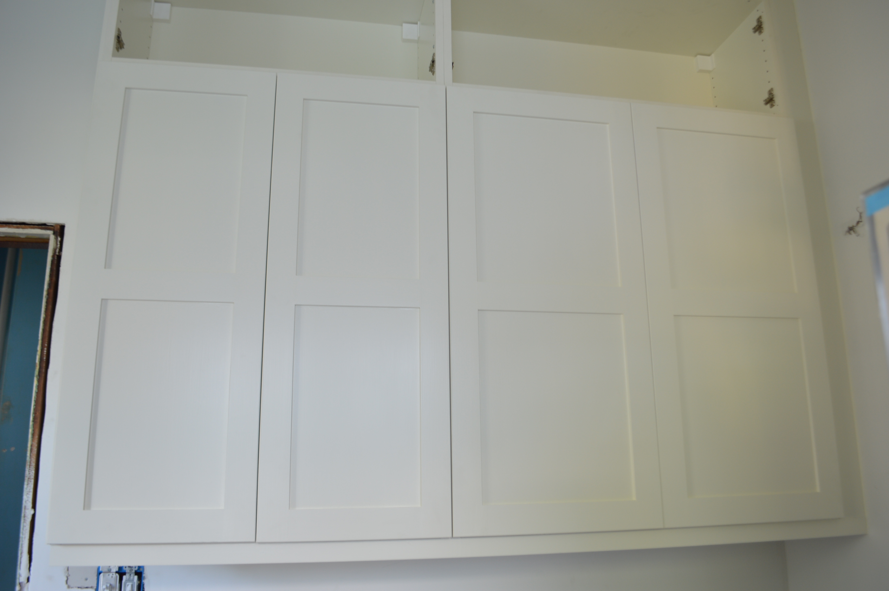 Custom Doors for IKEA Cabinets - St. Paul Haus