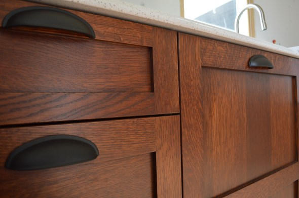 DIY Stickley Finish