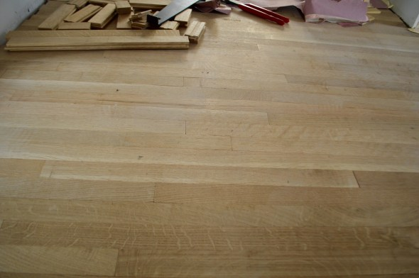 hardwood flooring white oak