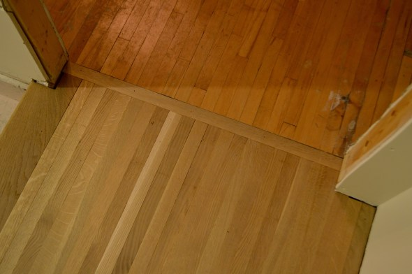 hardwood floor transitions