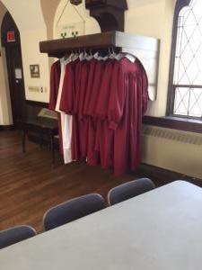 Choir Robes New Hanger 2