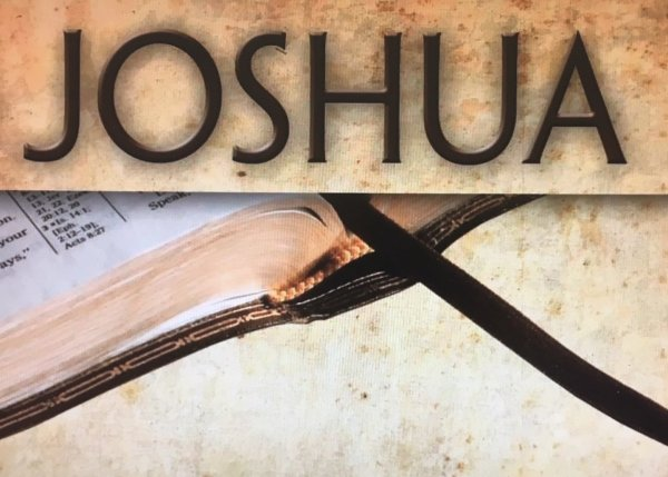 10.30am - Honouring the past (Joshua 4:103,19-24) Image