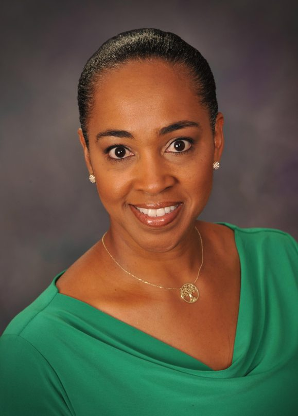 Aliesha Oakes, Director of Kids' Cafe and Summer Enrichment