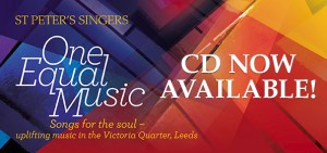 CD available 300x141 - One Equal Music