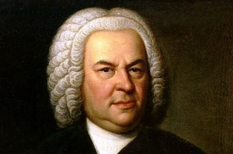 Johann Sebastian Bach 750x495 - Music for Christmas - Simon Lindley writes