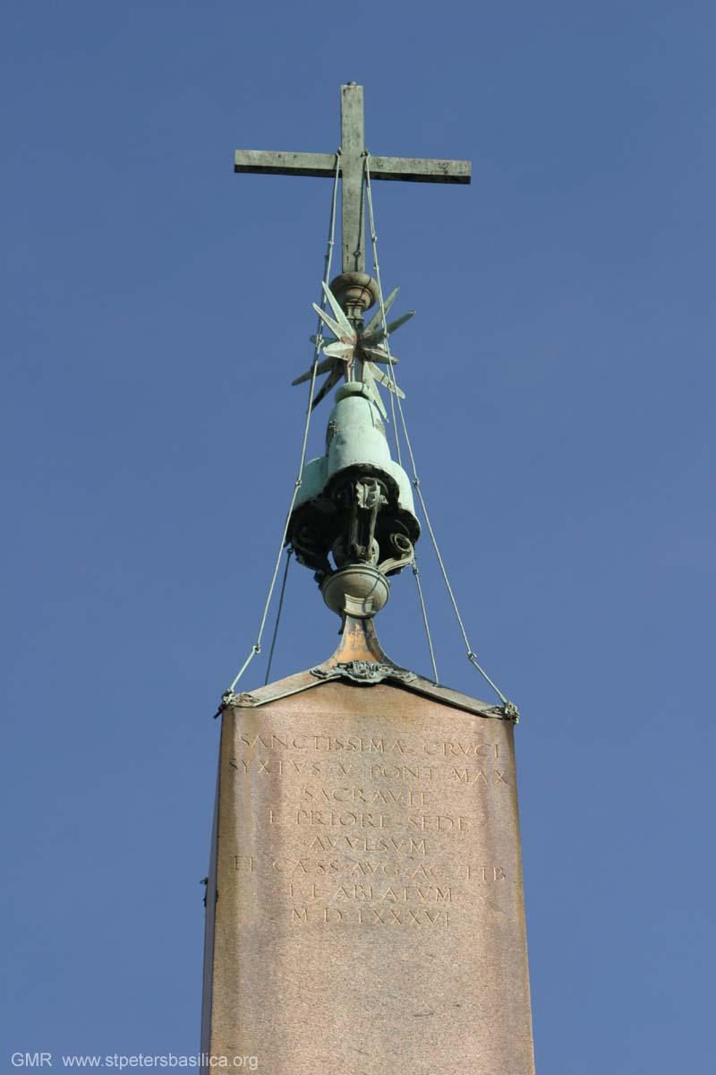 Resultado de imagen de obelisco vaticano