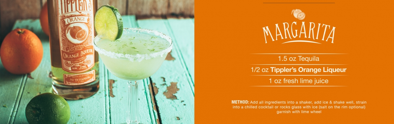 Craft Cocktail - Margarita - Recipe by St. Petersburg Distillery