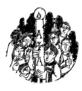 The Great Easter Vigil, Saturday, April 3, 2021 7:22 pm