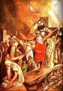 Fall and captivity of jerusalem