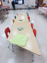 12 Kids Activity Table