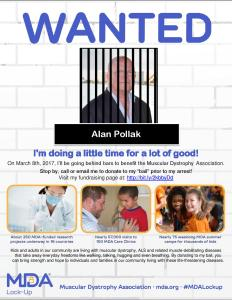 Donate NOW! Bail Me Out!
