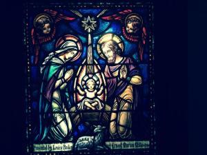 Mary, Jesus & Joseph