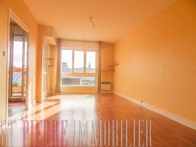 vente appartement rue langlois centre-ville niort