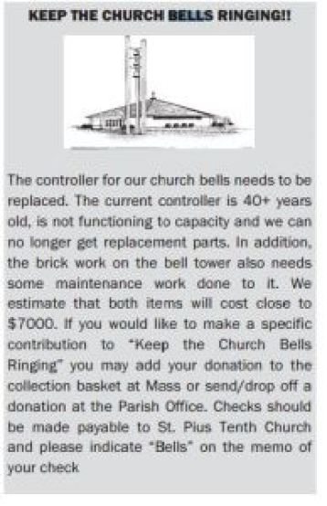 Keep the Church Bells Ringing