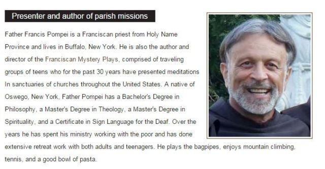 Fr. Frances Pompei