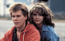 FOOTLOOSE (1984) - at the BECU Drive-in Movies at Marymoor Park