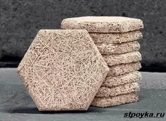 Що таке арболітові блоки? Характеристика, застосування і ціна арболитовых блоків
