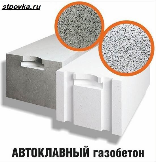 Автоклавний газобетон. Властивості, виробництво та види автоклавного газобетону