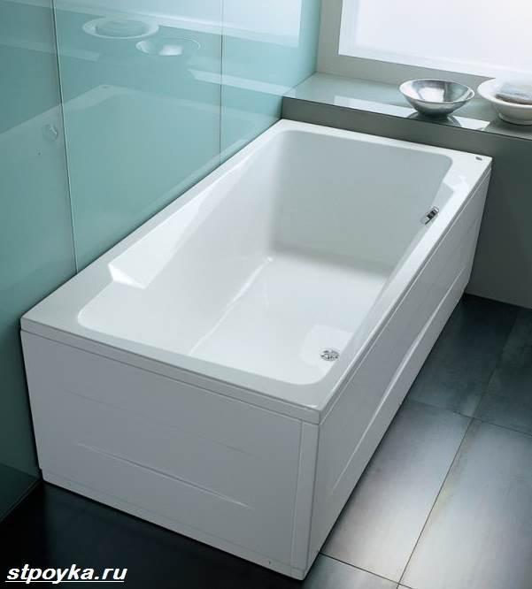 Ванна акрилова. Опис, особливості, ціна та відгуки акрилових ванн