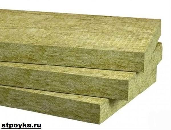 Базальтова вата. Опис, властивості, застосування і ціна базальтової вати