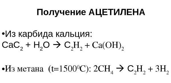Как делают карбид кальция