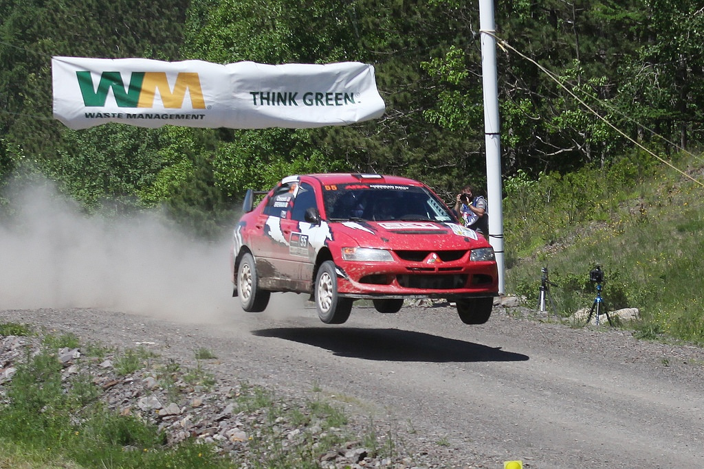 Paddy Brennen/Aaron Crescenti hit the jump with confidence and courage at the 2017 STPR. (Lori Lass Photography)