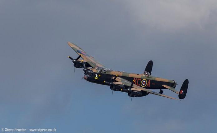 Lancaster Bomber (Thumper)