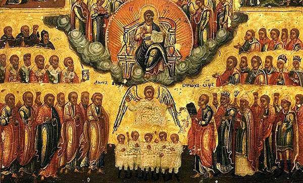 Image result for ceata sfinti si sfinte