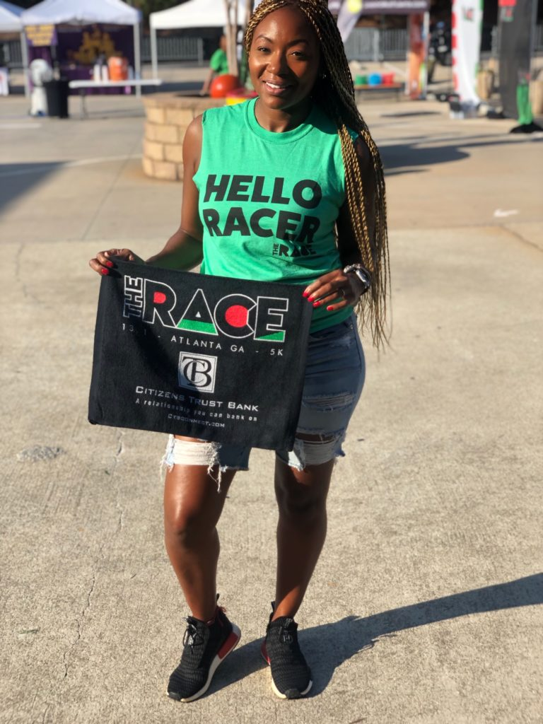 Race Recap: The Race | October 5, 2019 | Atlanta, GA