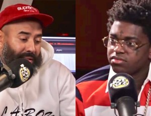 Kodak Black walks out of interview with Ebro In The Morning
