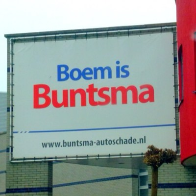 2018: Boem Is Buntsma
