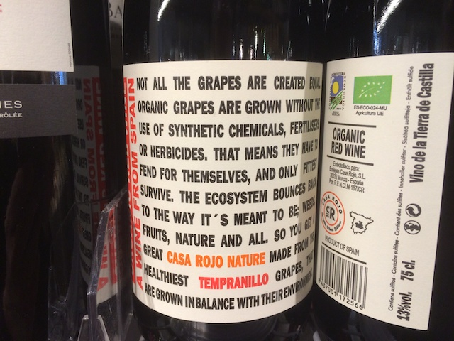 Not all Grapes