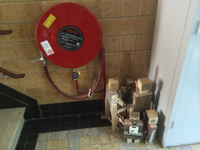 Brandweer-robots