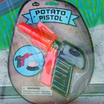2933: Potato Pistol