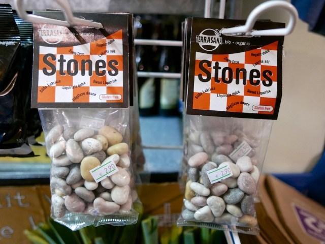 Stenen eten