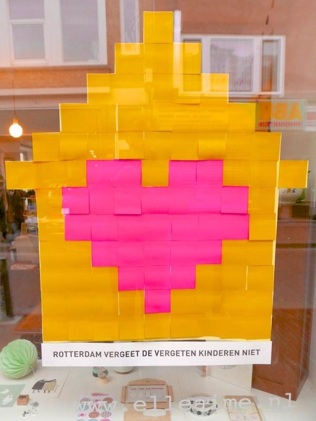 Post-it-huis (1)
