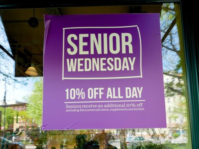 Senior Wednesday