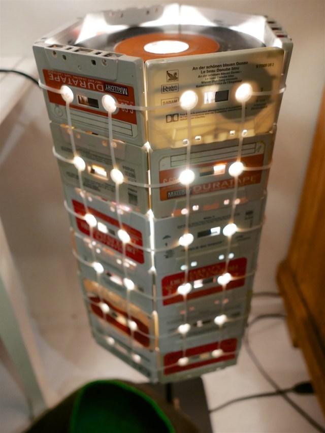 Cassettelamp