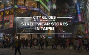 taipei streetwear stores